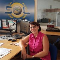 2018-09-18 Radio SOL Mittagsmagazin – Studiogast – Cornelia Spannlang