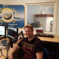 2018-11-12 Radio SOL Mittagsmagazin mit Gerhard Pellegrini Studiogast Lukas Lauder  – Der Alltagshelfer