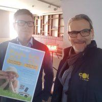 2019-01-08 Im Schaufenster – Mödlinger Betriebe ganz persönlich – Studiogast : Mag. Johannes Stephan Schriefl , Rechtsanwalt