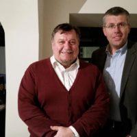 2019-01-15 Bürgermeistergespräch – Martin Schuster, Bgm. Perchtoldsdorf