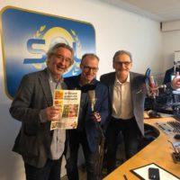 2019-11-28 Hans Steiner & Robert Sommer, Wiener Bezirksblatt Pilotsendung