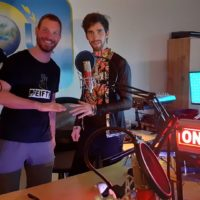 2020-01-23 Michael Stummer, Salsa-Weltmeister bei Nik Brinek