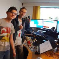 2020-27-03 Pierre Pellegrini, Christo und Christopher live bei Radio SOL, Thema Viedeospiel Musik