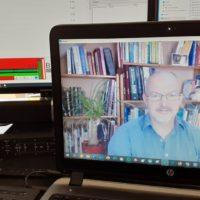 2020-04-08 Zu Gast Mag. Roland König, Hypnosepsychotherapeut und Psychologe, Spezialist für Ängste, Burnout und Beziehungsstress